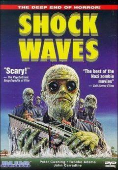 Carátula DVD de Shock Wawes