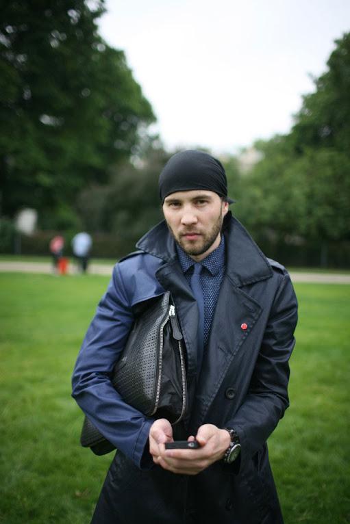 *英國倫敦時裝周場外街拍:攝影師Kuba Dabrowski捕捉街頭英倫紳士! 19