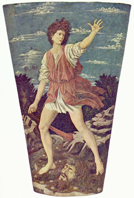 Andrea del Castagno - The Youthful David