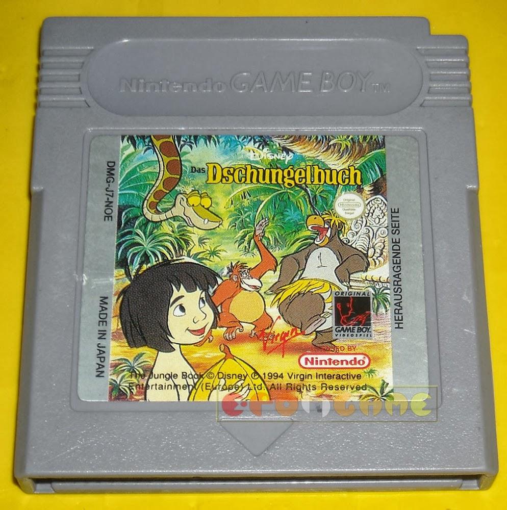 Gameboy color jungle book - La Foto Allegata Quella Dell Oggetto Posto In Vendita Ci Che Vedete Esattamente Ci Che Comprate
