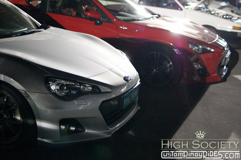 High Society 86 BRZ Meet Custom Pinoy Rides Pic45
