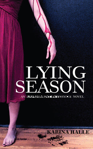 Lying Season by Karina Halle {Amanda's Review}
