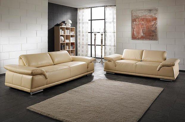 mẫu ghế sofa da thật số 12