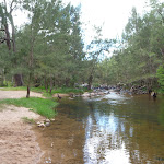 Coxs river near Camping Area (414434)