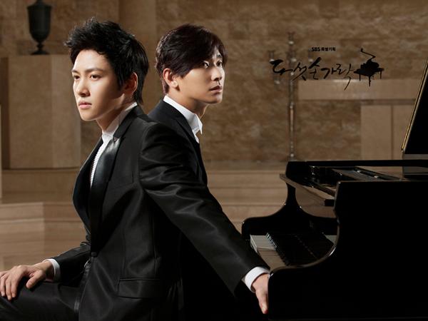 鋼琴下的秘密