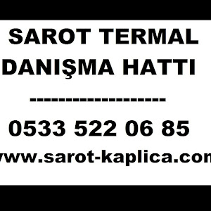 Who is Sarot Termal?