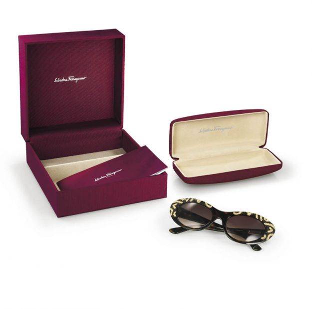 0401573e72 salvatore ferragamo sunglasses fifties limited edition. The fashion eyewear  brand Salvatore Ferragamo ...