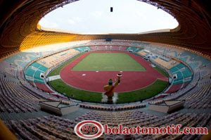 Main Stadium Riau