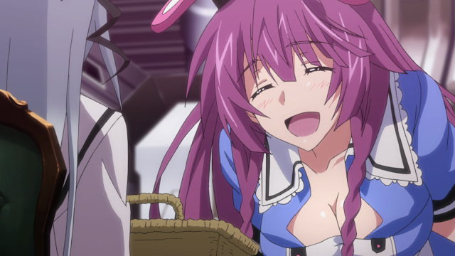 Despite Being Presented As An Energetic Cheerful Individual Tabane Is Directly Responsible For Almost Everything Thats Happened In Infinite Stratos