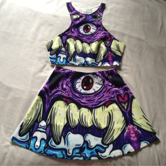 Andrati Monster Two Piece