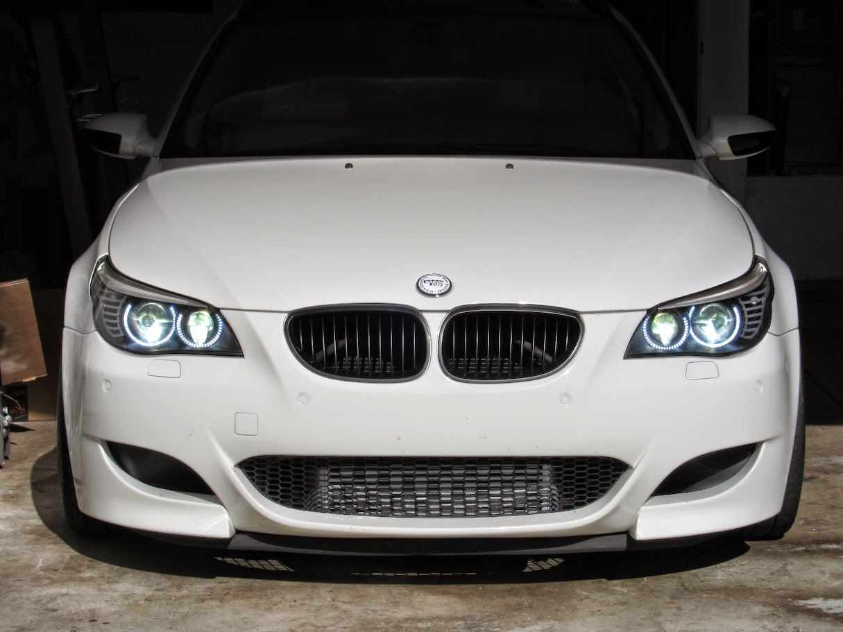 Evan S E61 Not An M5 But Pretty Close Page 4 Bmw