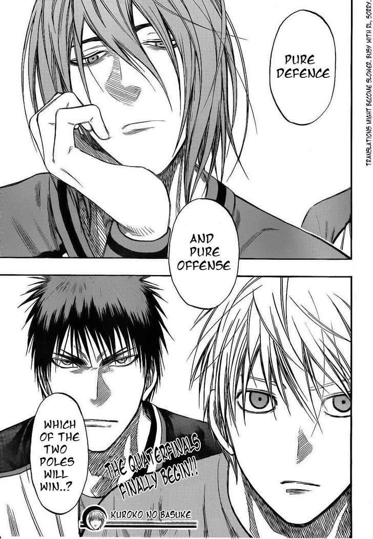 Kuroko no Basket Manga Chapter 144 - Image 18