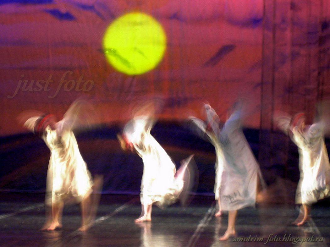 Россияночка - лунный танец фото