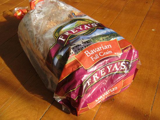Brot in Neuseeland