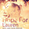 Team Lauren :Hope For Lauren Spierer .