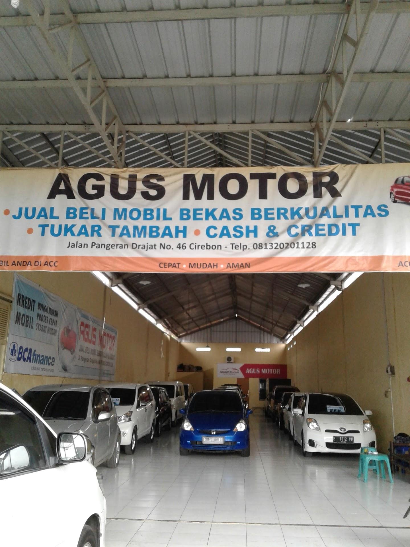 Agus Motor Dealer Mobil Bekas