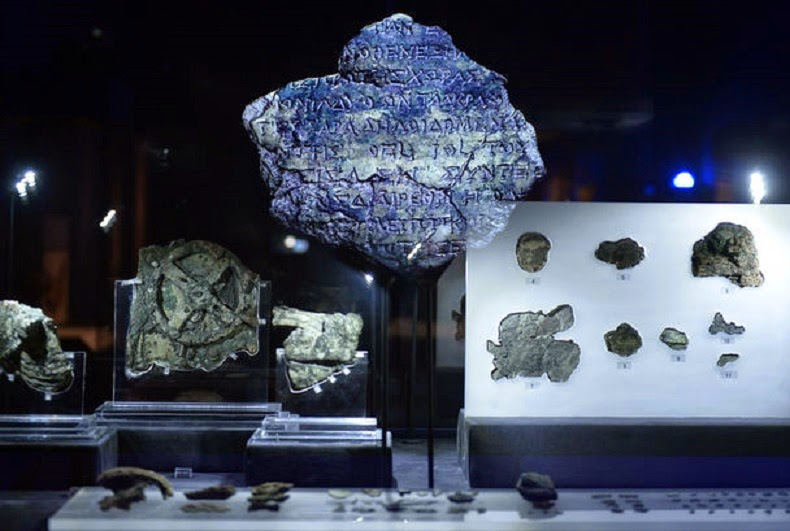 Greece: More on Antikythera Mechanism older than thought