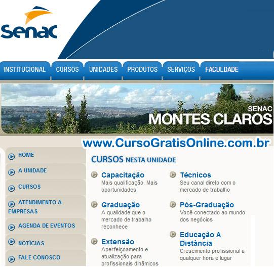 Senac Montes Claros
