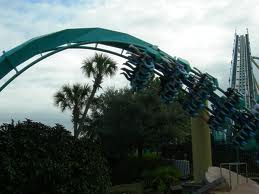 Sea World Aquatica Dolphin Plunge