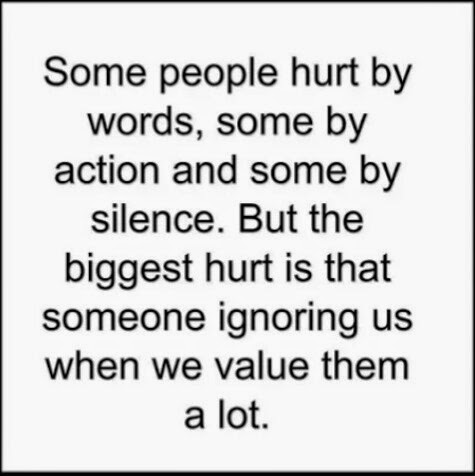Yesss Ignorance Is A Poison That Kills Love Friendship And All
