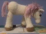 Caballo de ganchillo o crochet