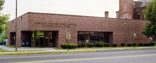 Westbrook, ME post office, 1990