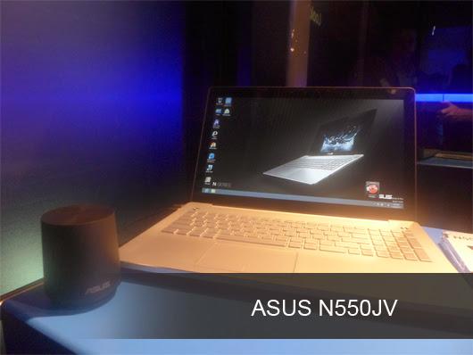 Asus N55JV