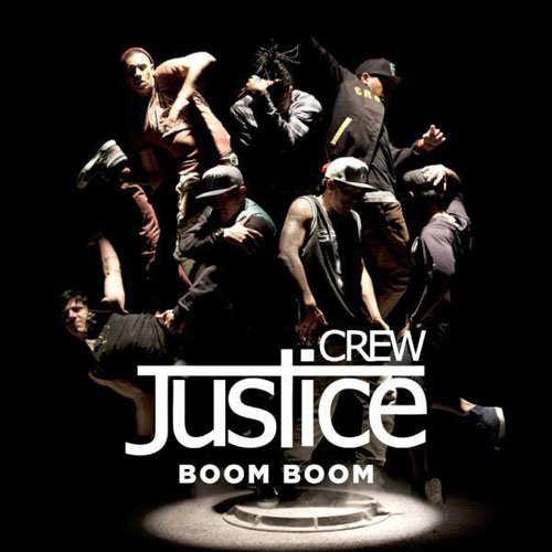 Justice Crew Boom Boom Lyrics