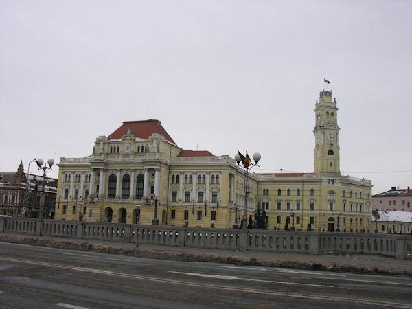 Oradea înzăpezită în 19 februarie 2012 #2