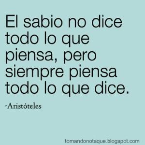 Frases Celebres Frases De Pensar Aristoteles