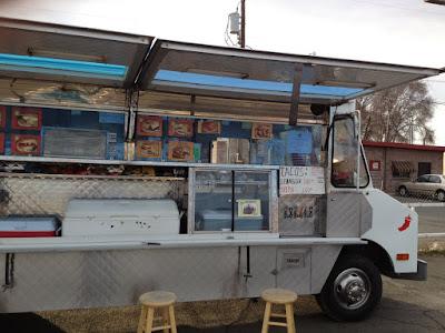 Taqueria Truck, Toppenish WA