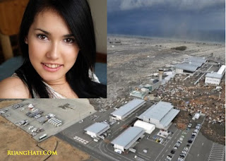 Bintang Film Porno Miyabi Jadi Korban Tsunami
