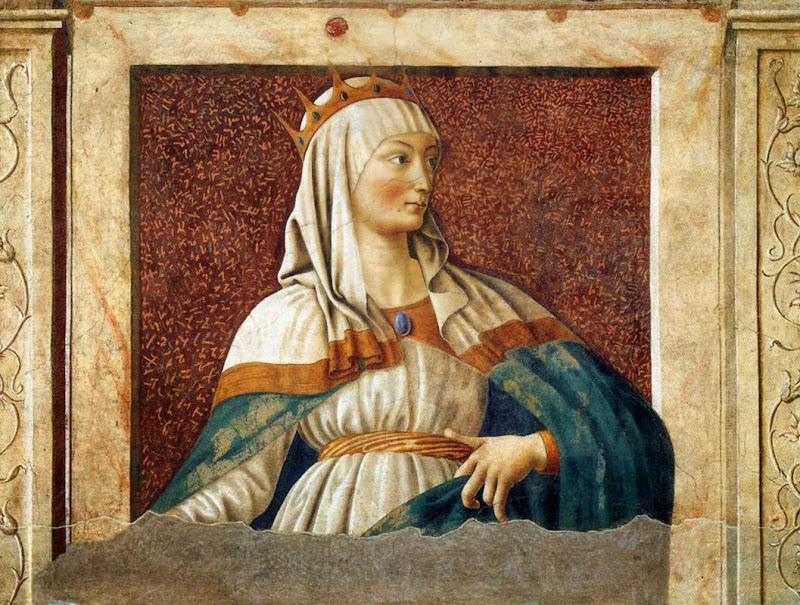Andrea del Castagno - Esther