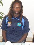 L'international congolais Dieumerci Ndongala/Ph. Jerry Angengwa