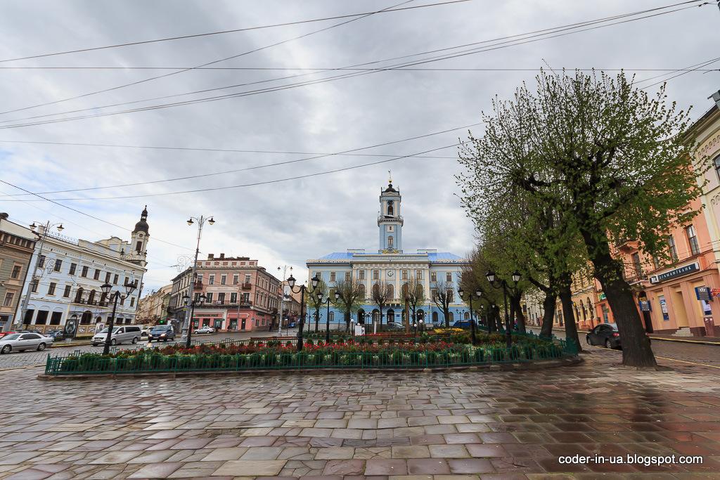 черновцы. украина