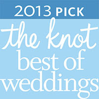 best of weddings - The Knot award