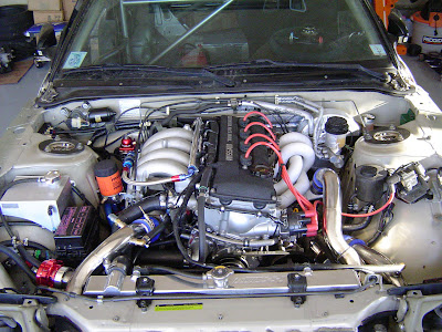 OH Custom Garrett turbo kit and MORE! - Zilvia net Forums