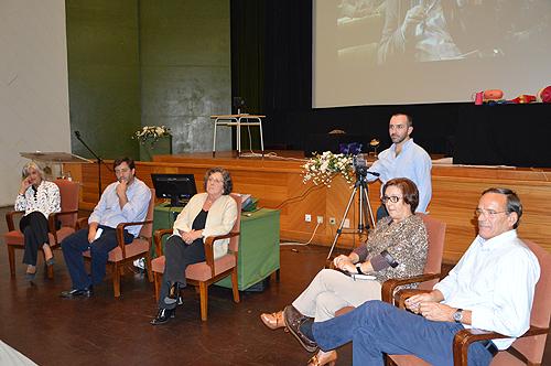 Seminário sobre suicídio promovido pelo Núcleo de Intervenção na Área da Saúde Mental