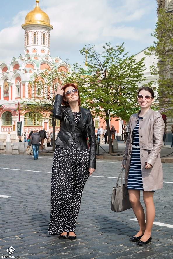 Как сделать фотосессию на Красной площади