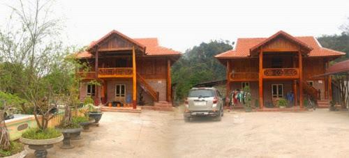 nha ngh sinh thai dau tien o moc chau7 Nhà nghỉ sinh thái đầu tiên ở Mộc Châu