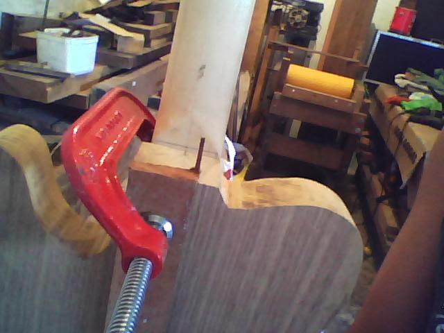 Construção guitarra telecaster, meu 1º projeto bolt on. Finalizado e com vídeo - Página 2 Imagem+007