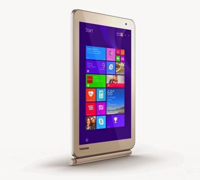 Tablet giá rẻ của Toshiba đi kèm bút cảm ứng Wacom - 59326