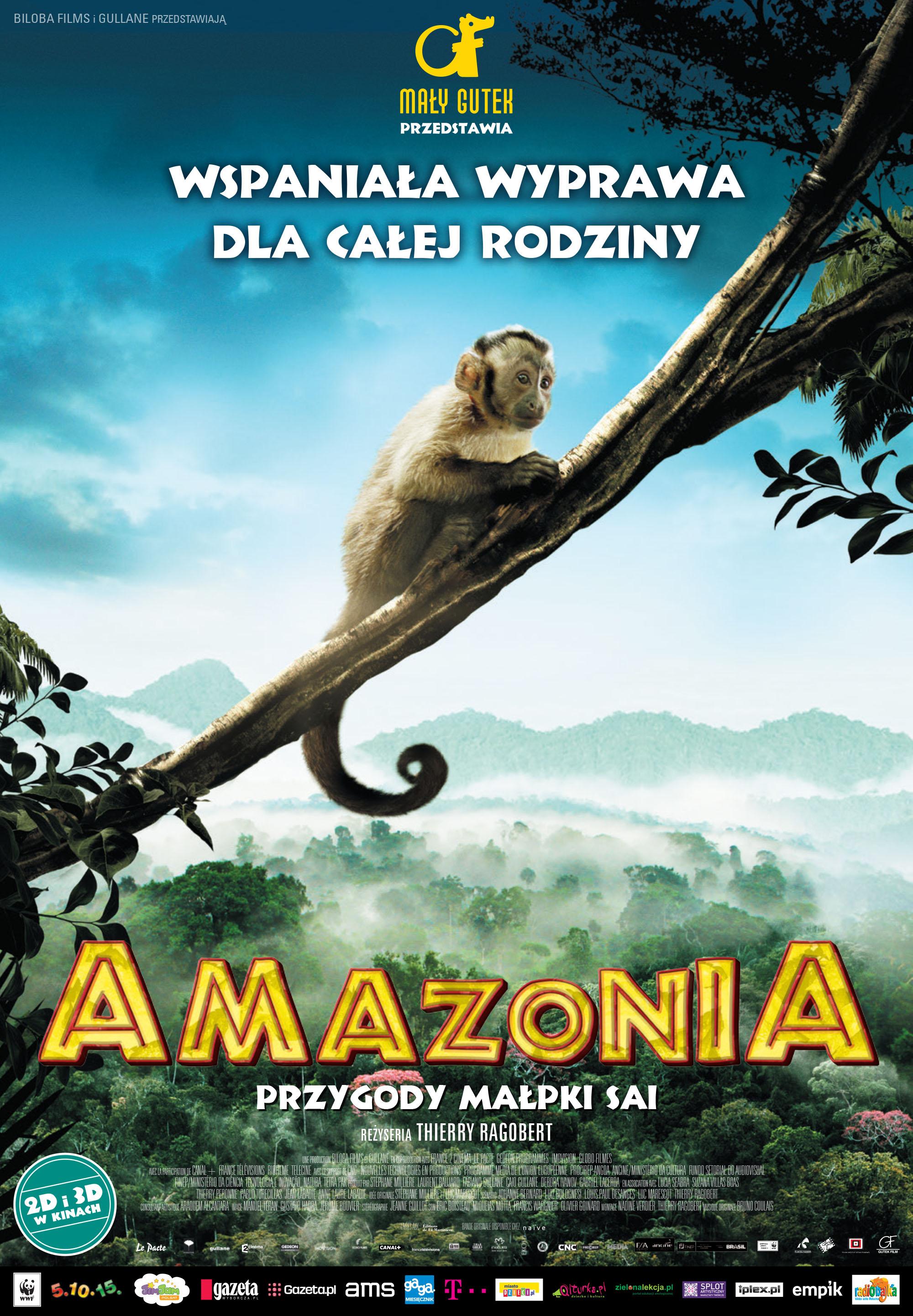 Polski plakat filmu ''
