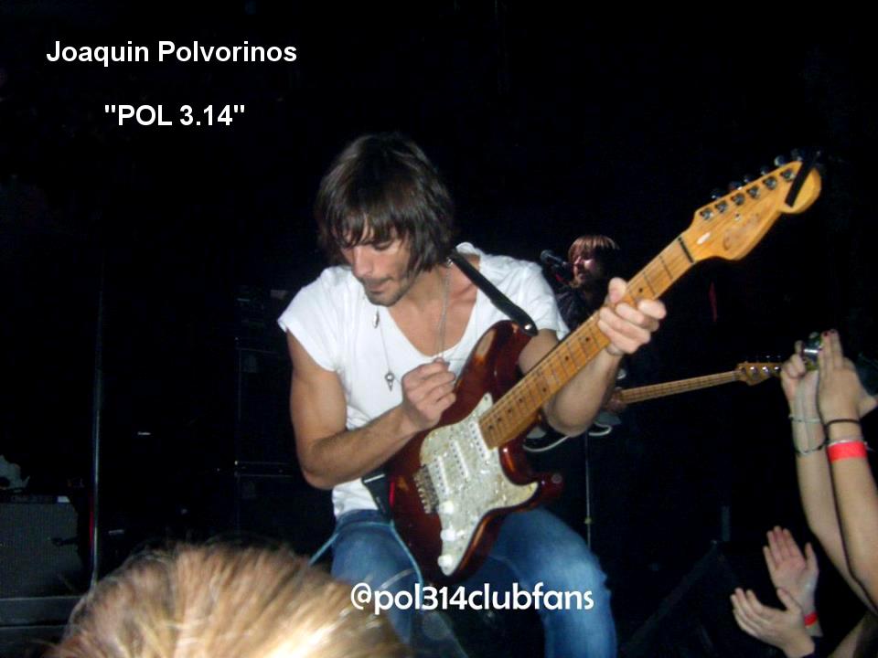 Joaquin Polvorinos - POL 3.14