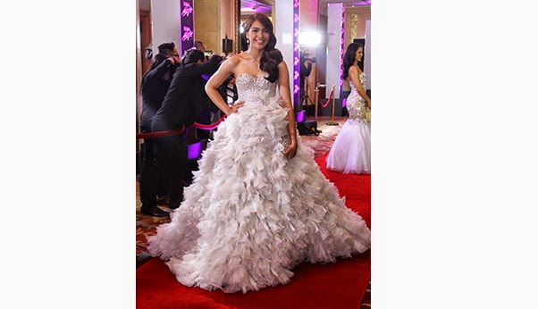 8th Star Magic Ball Jane Oineza