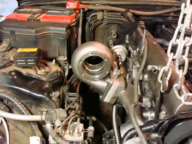 Which single Turbo manifold for a 2jzgte swap - Lexus IS Forum