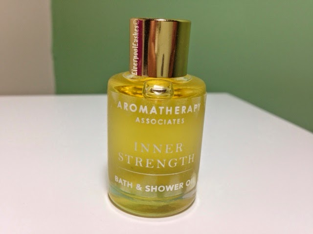 Aromatherapy Associates Bath & Shower Oil in Inner Strength