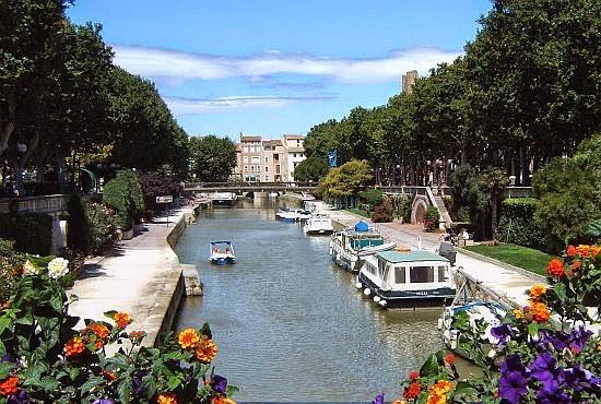 Narbonne_Canal_de_la_Robine