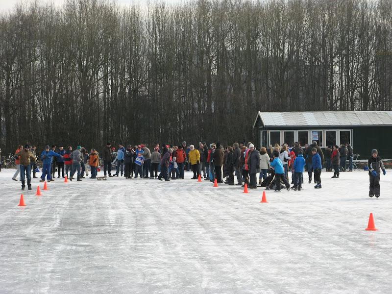 Foto van ijsbaan in Aadorp