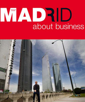 Más de 1.000 empresas recibió Madrid hasta septiembre